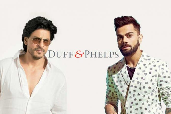 Kohli dethrones SRK as India's top brand icon - InsideSport