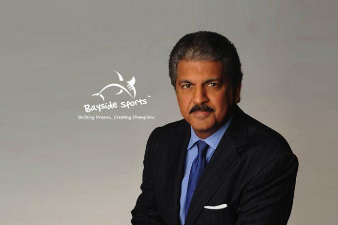 Anand Mahindra, Owner of Mahindra Group - InsideSport