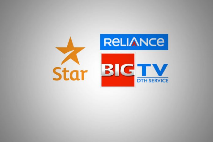 Star channels may go off air from Reliance Big TV - InsideSport