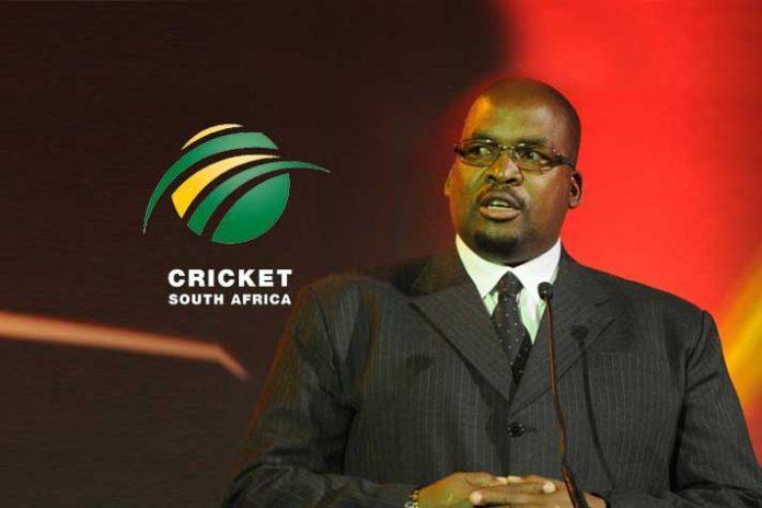 Chris Nenzani - President, Cricket South Africa - InsideSport