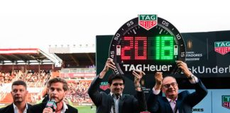 TAG Heuer official time keeper for Copa Libertadores - InsideSport