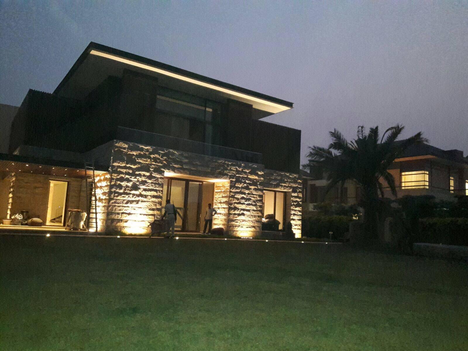 Navjot Singh Siddhu's house in the outskirts of Patiala - InsideSport