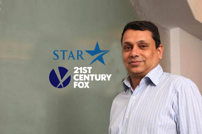 Uday Shankar named 21st Century Fox Asia president - InsideSport