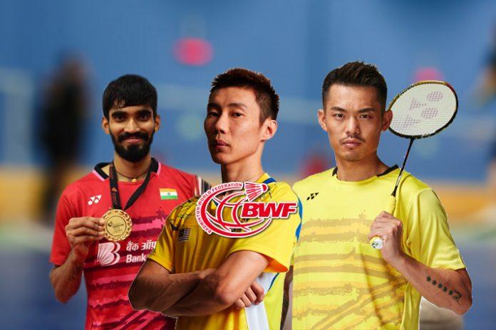 Lee Chog Wei, Lin Dan , Srikanth Kidambi - InsideSport