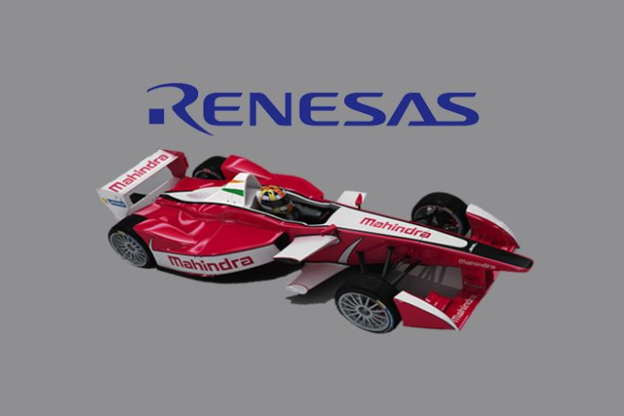 Mahindra-Renesas form strategic alliance for Formula E - InsideSport