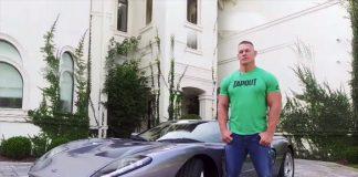 Ford sues John Cena for selling $500k supercar - InsideSport