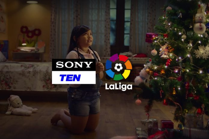 Sony launches Christmas Comes Early campaign for El Clasico - InsideSport