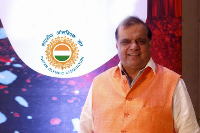 Dr. Narinder Dhruv Batra, President, Indian Olympic Association (IOA) - InsideSport