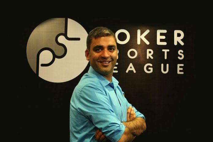 Pranav Bagai, CEO, Poker Sports League - InsideSport