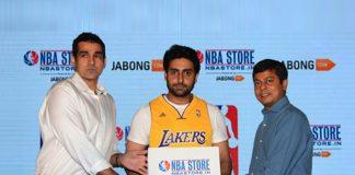 JABONG-NBA enter into merchandise partnership - InsideSport
