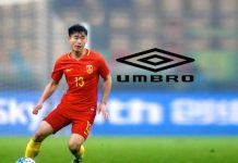 First Chinese soccer star Deng Hanwen signed by Umbro - InsideSport