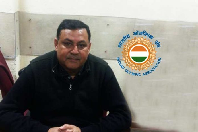 Dr. Sandeep Mehta, Chief Public Relations Officer, Indian Olympic Association (IOA) - InsideSport