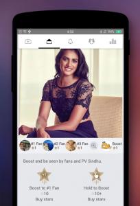 PV Sindhu Official App - InsideSport