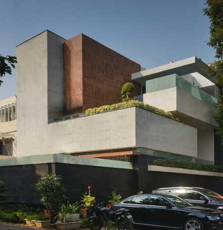 Virat Kohli's house in Gurugram