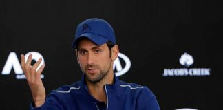 French Open: Novak Djokovic pleased by comparison with Lewis Hamilton