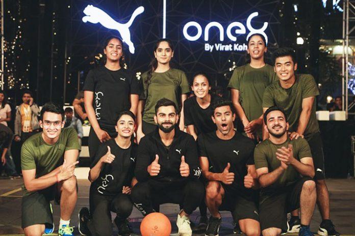 Kohli's one8 brand,kohli's brand One8,Virat Kohli Brand,Lux Industries Virat Kohli,Virat Kohli's One8 brand bottled water business