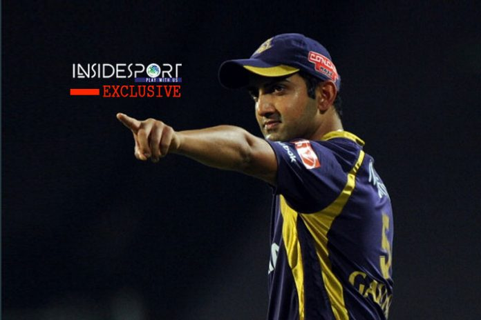 Gautam Gambhir - InsideSport
