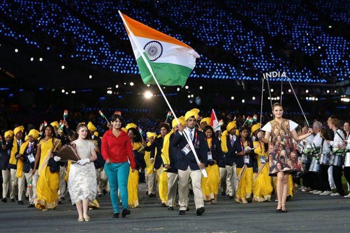 Indian Contigent at London 2012 Olympics - InsideSport