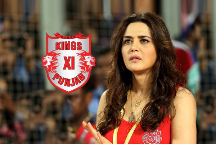 Preity Zinta - KXIP - Kings XI Punjab - InsideSport