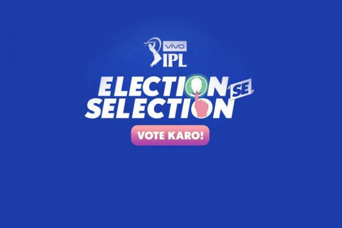 IPL - Election se Selection Vote Karo Campaign - InsideSport