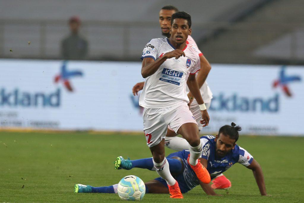 Nandha Kumar of Delhi Dynamos FC InsideSport