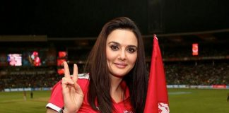 Preity Zinta - Kings XI Punjab - InsideSport