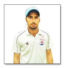 Manzoor Ahmad Dar - IPL - InsideSport