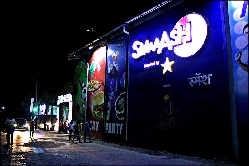 Smaaash in Kamala Mills, Mumbai - InsideSport