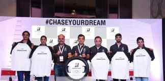 members of team bridgestone,team bridgestone,bridgestone india,srikanth kidambi,pv sindhu