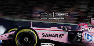Sahara Force India adds Revenol to sponsorship roaster - InsideSport
