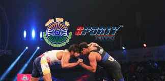 sporty solutionz WFI,WFI Wrestling,brij bhushan sharan singh WFI,Wrestling Federation of India,wrestling federation
