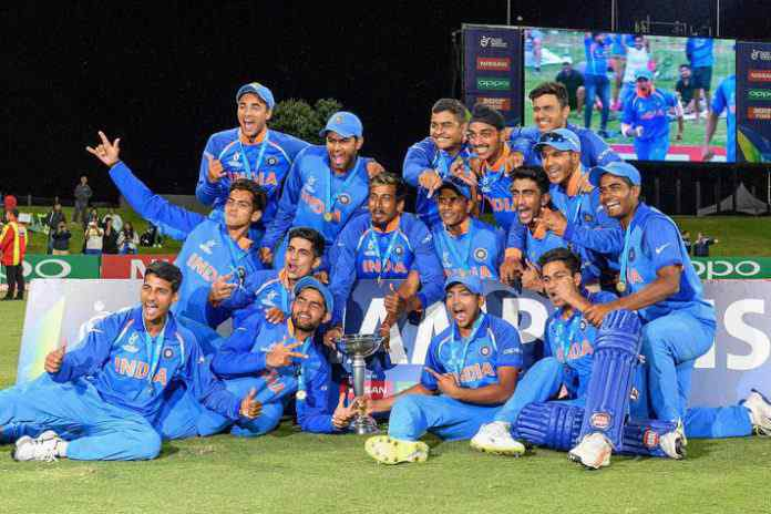 India U-19 cricket team - InsideSport