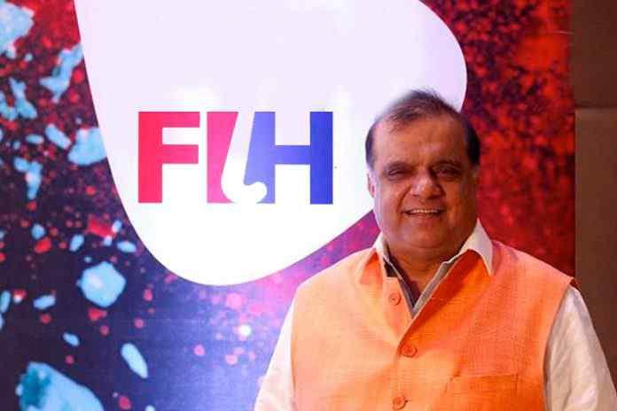 IOA and FIH president Dr. Narinder Dhruv Batra - InsideSport