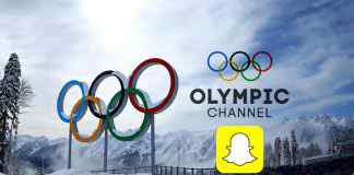 Olympic Channel partners with Snapchat ahead of Pyeongchang 2018 - InsideSport