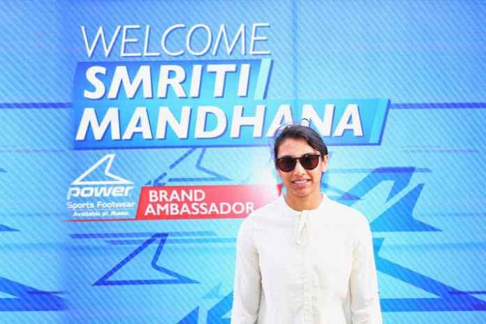 Smriti Mandhana,Smriti Mandhana Bata,bata power,bata power shoes,bata