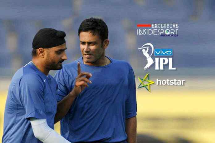 Hotstar plans IPL US launch with Kumble, Harbhajan - InsideSport
