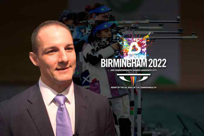 Shooting not 'off-target' for 2022 Birmingham CWG: CGF CEO clarifies - InsideSport