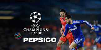 PepsiCo Sponsorships,UEFA Sponsorships,pepsico UEFA partnership,Uefa Champions League partnership,uefa champions league