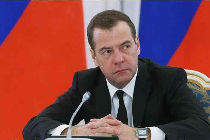 Russian Prime Minister Dmitry Medvedev - InsideSport