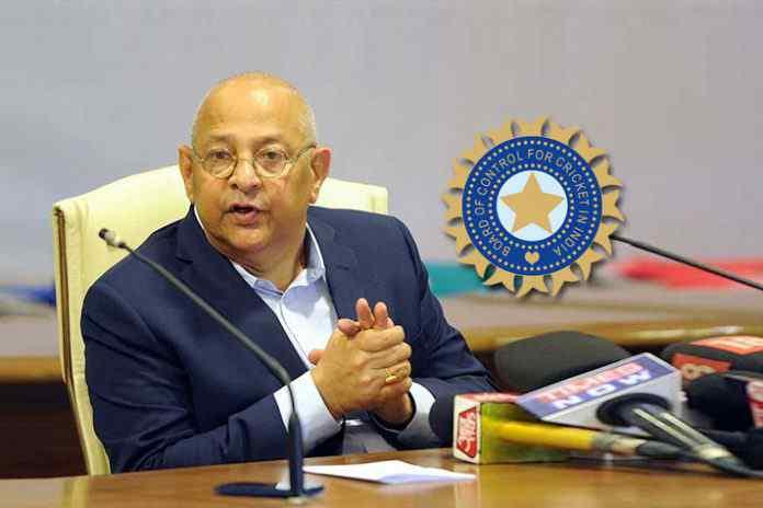 BCCI secretary Amitabh Chaodhary - InsideSport