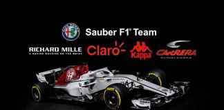 alfa romeo sauber f1 team,sauber f1,2018 FIA Formula One World Championships,sauber f1 sponsors,formula one