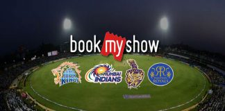 BookMyShow IPL 2018 ticketing partner for CSK, KKR, MI and Rajasthan Royals - InsideSport