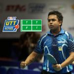 table tennis federation of india,ceat ultimate table tennis,ultimate table tennis,ceat utt,soumyajit ghosh