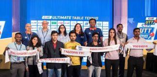 Ultimate Table Tennis: Sharath Kamal hogs limelight at Ceat UTT player draft - InsideSport