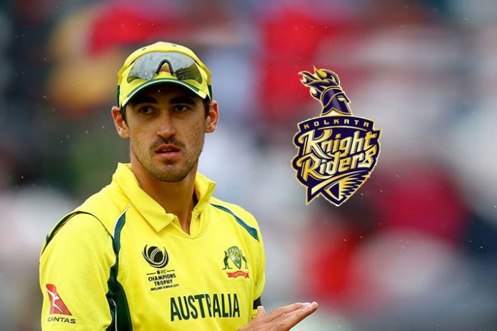 Mitchell Starc Injured, Out of IPL 2018: Starc blow to Kolkata Knight Riders, injured Australian of IPL - InsideSport