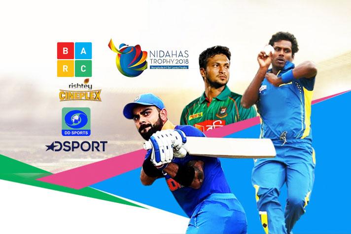 Cricket lifts Rishtey Cineplex atop Hindi movie genre