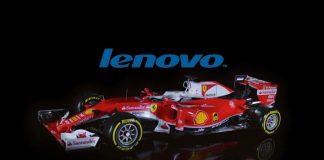 Lenovo starts multi-year partnership with Scuderia Ferrari - InsideSport