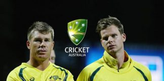 Steve Smith (right) and David Warner (left) face ₹20 crore monetary blows in 1-year ban after ball-tampering row - InsideSport