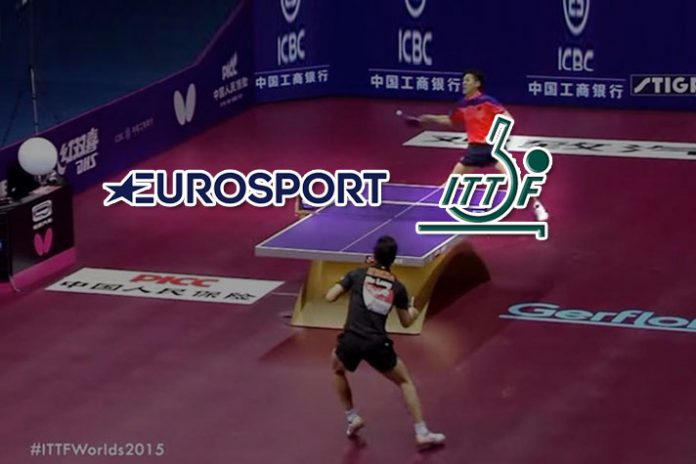ITTF agrees to three-year Eurosport rights extention - InsideSport