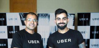 Virat Kohli becomes Uber brand ambassador: Uber added to Virat Kohli's rising brand list - InsideSport